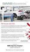 Saab Newsletter
